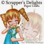 February Sponsor Scrapper's Delights