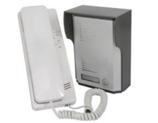 The KIT1FAPT two Wire Door Phone Entry System(non expandable system)