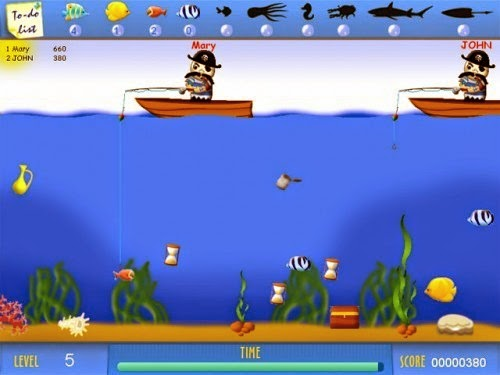 Game memancing ikan crazy fishing graphic design by tara for Crazy fishing videos
