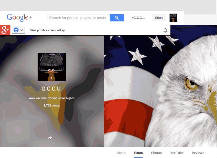 GCCU's 6 @ Google Plus