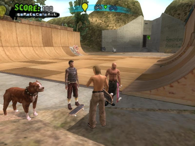Tony Hawk's American Wasteland PC Download Photo