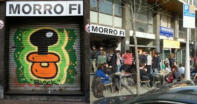 Bar Morro Fi de Barcelona. Blog Esteban Capdevila