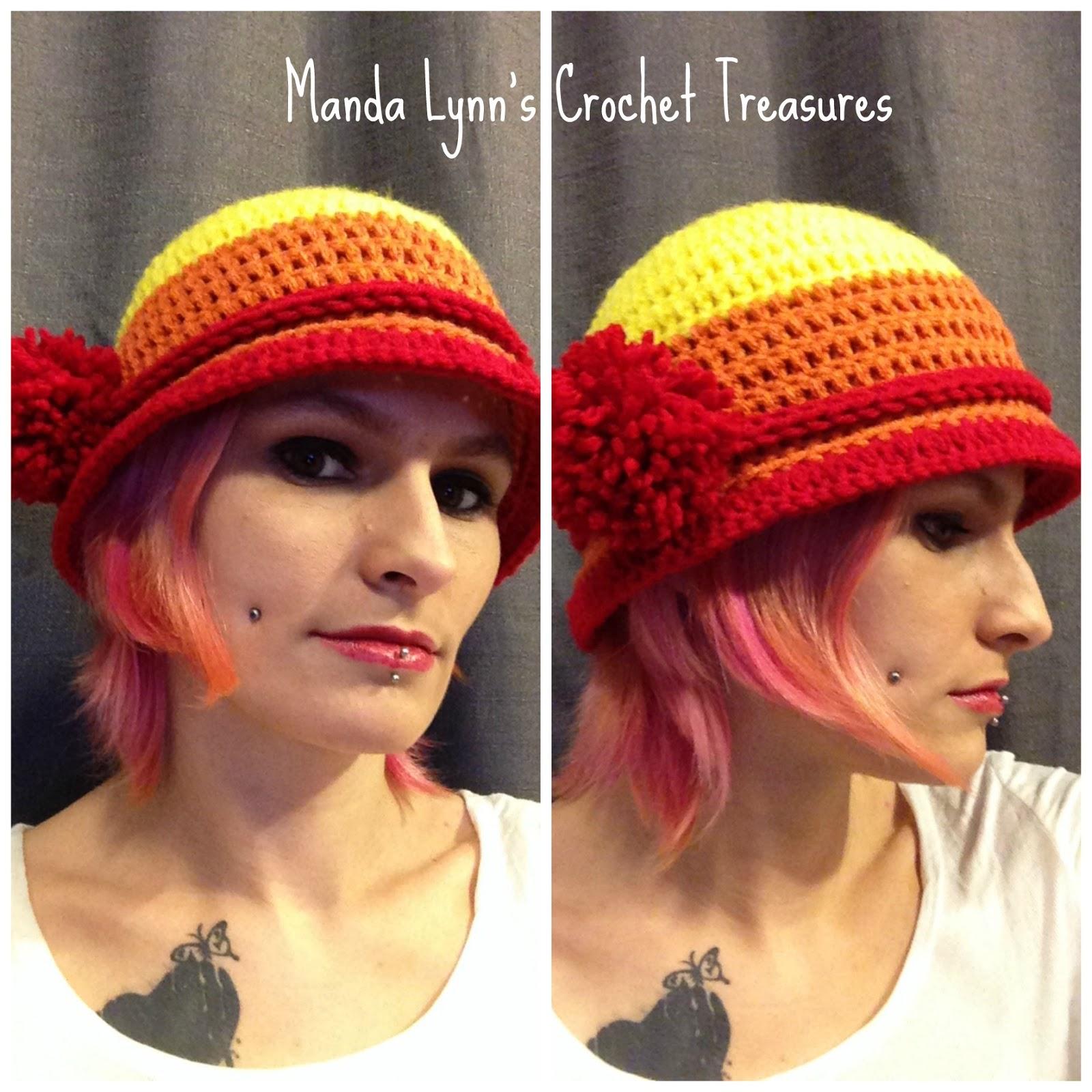 MandaLynn\'s Crochet Treasures : February 2016