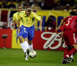 Brasil 1x0 Turquia - 2002