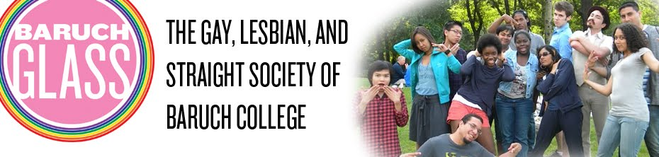 G.L.A.S.S. - The Gay, Lesbian, and Straight Society of Baruch College