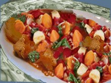 colorfull chicken stew diabetic recipes