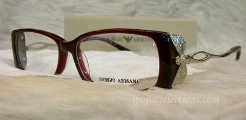 Kode Barang: Kacamata Baca Branded Giorgio Armani Dragonfly
