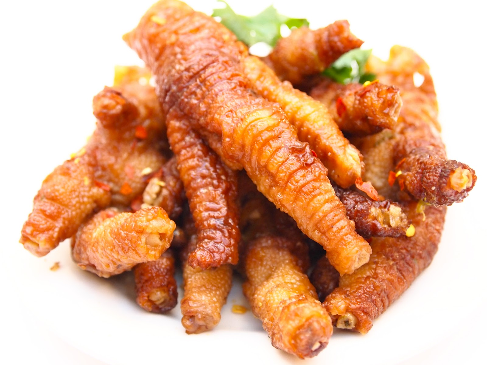 the chicken feet which are thai deep fried chicken chicken feet jpg ...