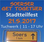 Stadtteilfest in der Aachener Soers
