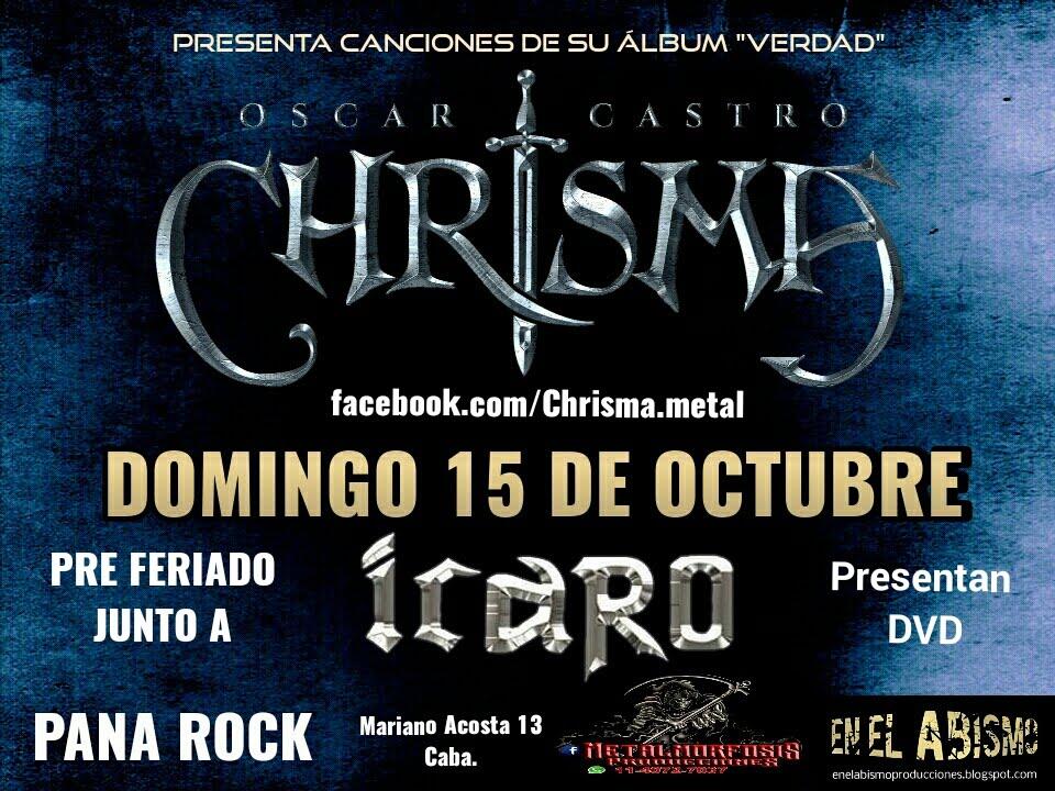 Chrisma - Icaro