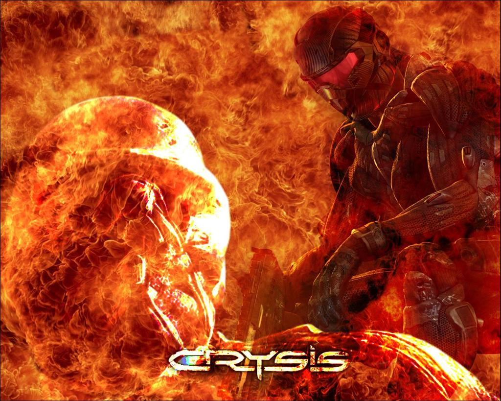 Crysis HD & Widescreen Wallpaper 0.696723871590771