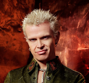 #8 Billy Idol Wallpaper
