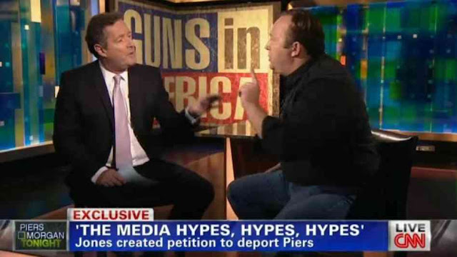 Conspiracy, Paranoia, Rant, CNN