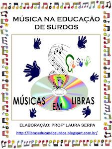 APOSTILAS DE MUSICAS EM LIBRAS - Cod, 008