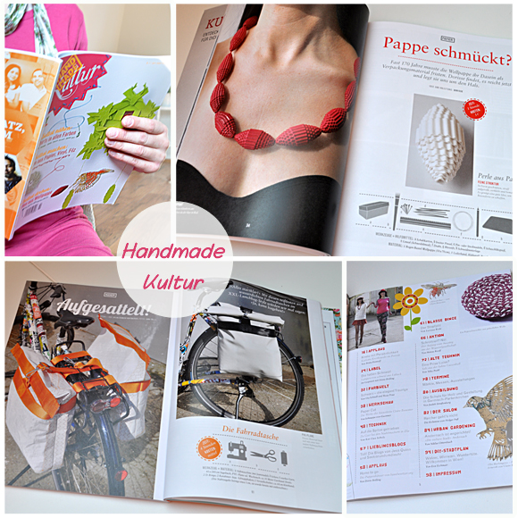 Handmade Kultur Magazin