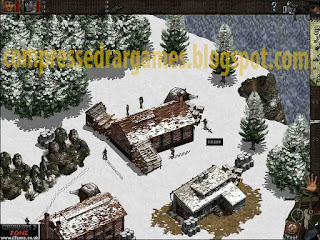 game play image of commandos 1