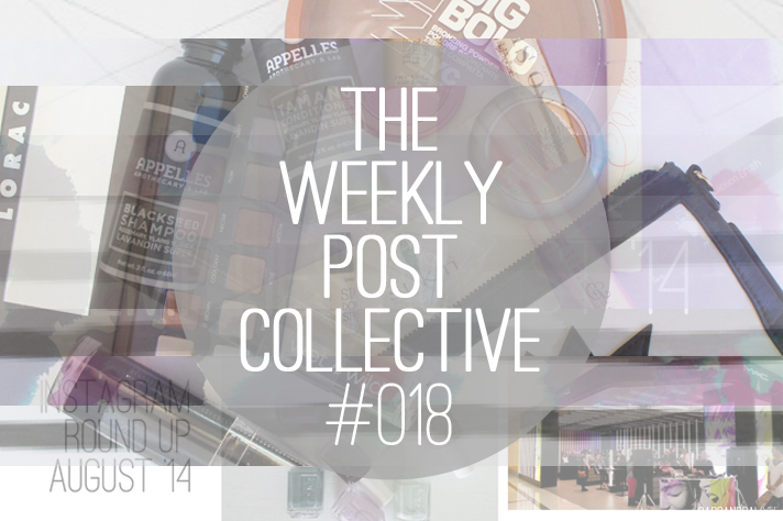 THE WEEKLY POST COLLECTIVE #018 - CassandraMyee
