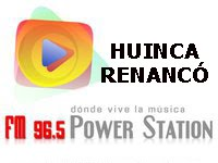 FM 96.5 Power Station - HUINCA RENANCÓ - CBA
