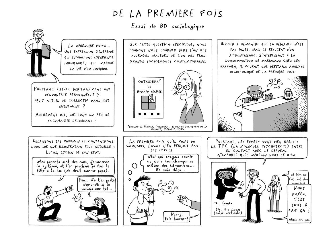 Emile On Bande De La Premiere Fois