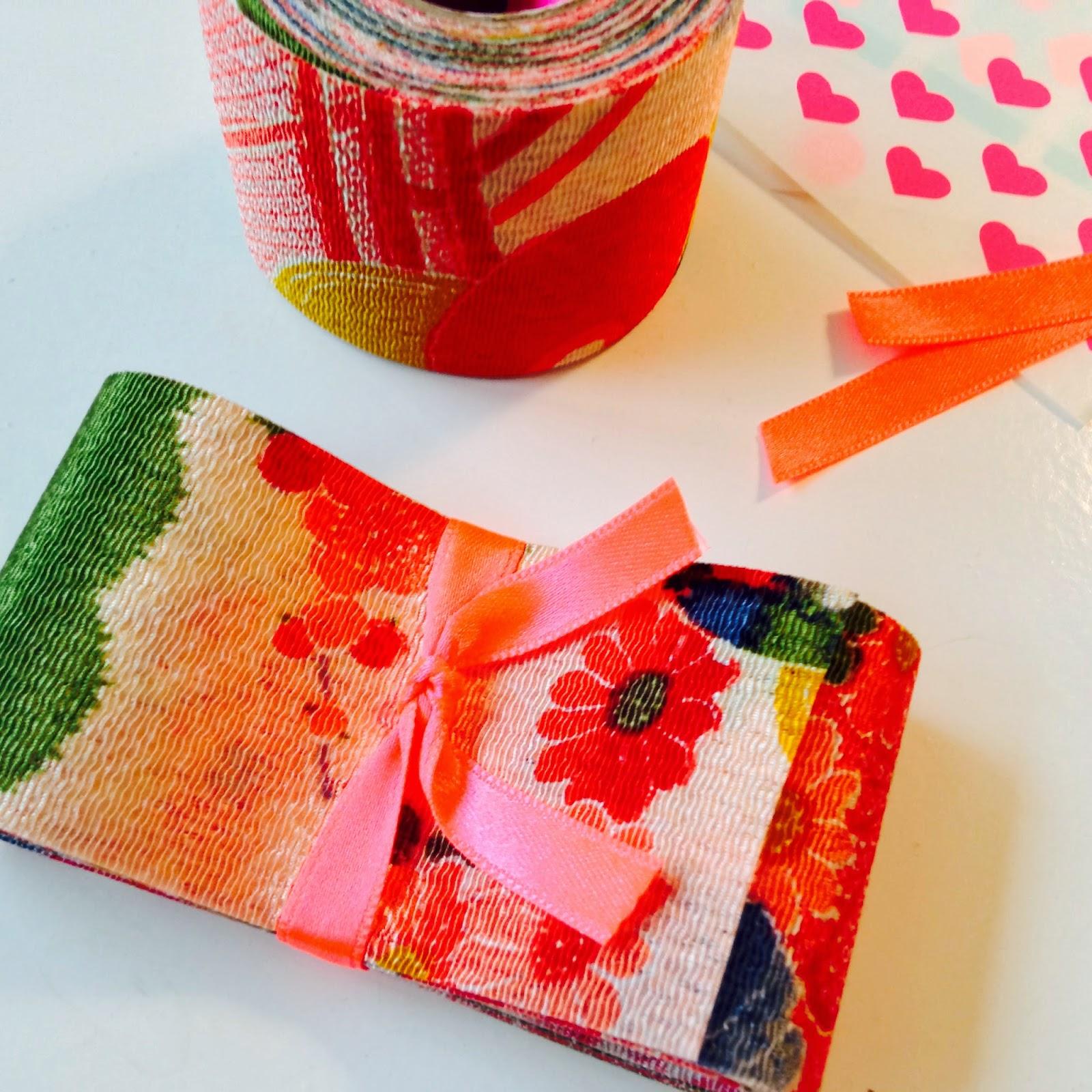 Kimono bånd fra Japan i skønne farver