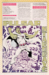 Pulsar (Legion Superheroes)