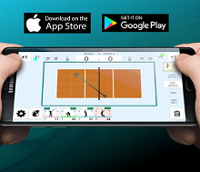 Sports App of the Month - NS Volley Scout PRO