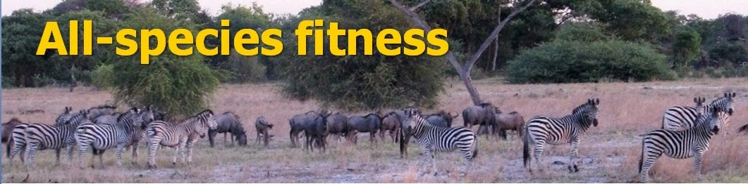 All-species fitness