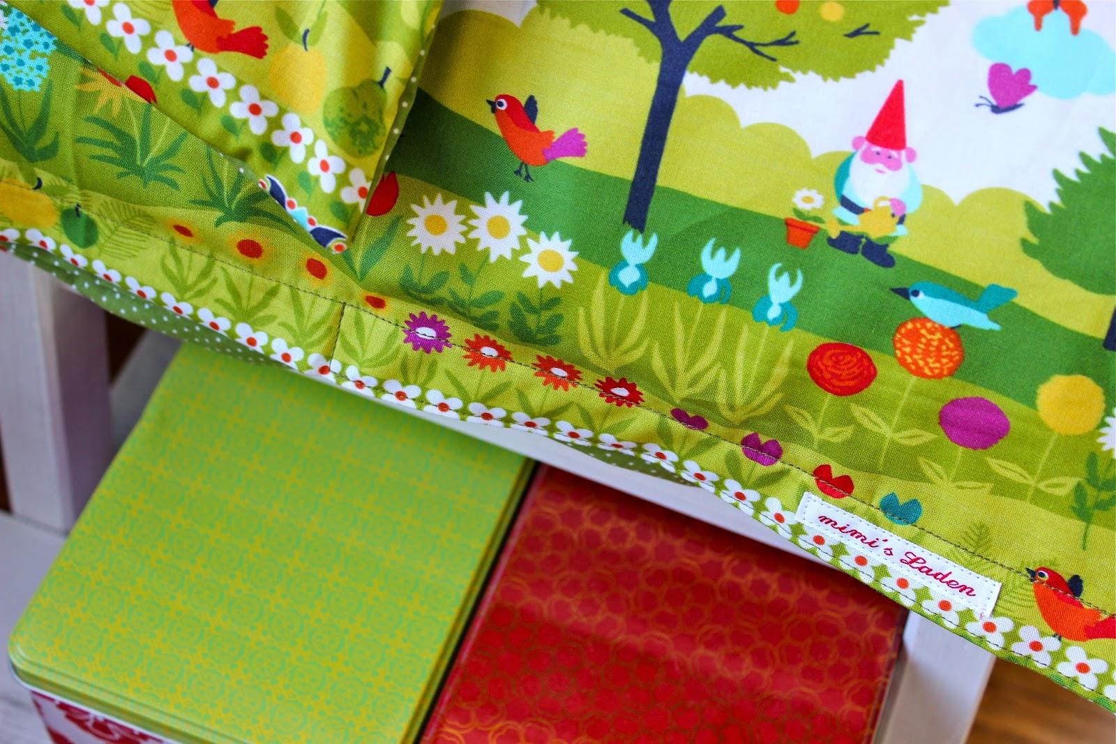 freuleinmimi bunte kinder bettw sche. Black Bedroom Furniture Sets. Home Design Ideas