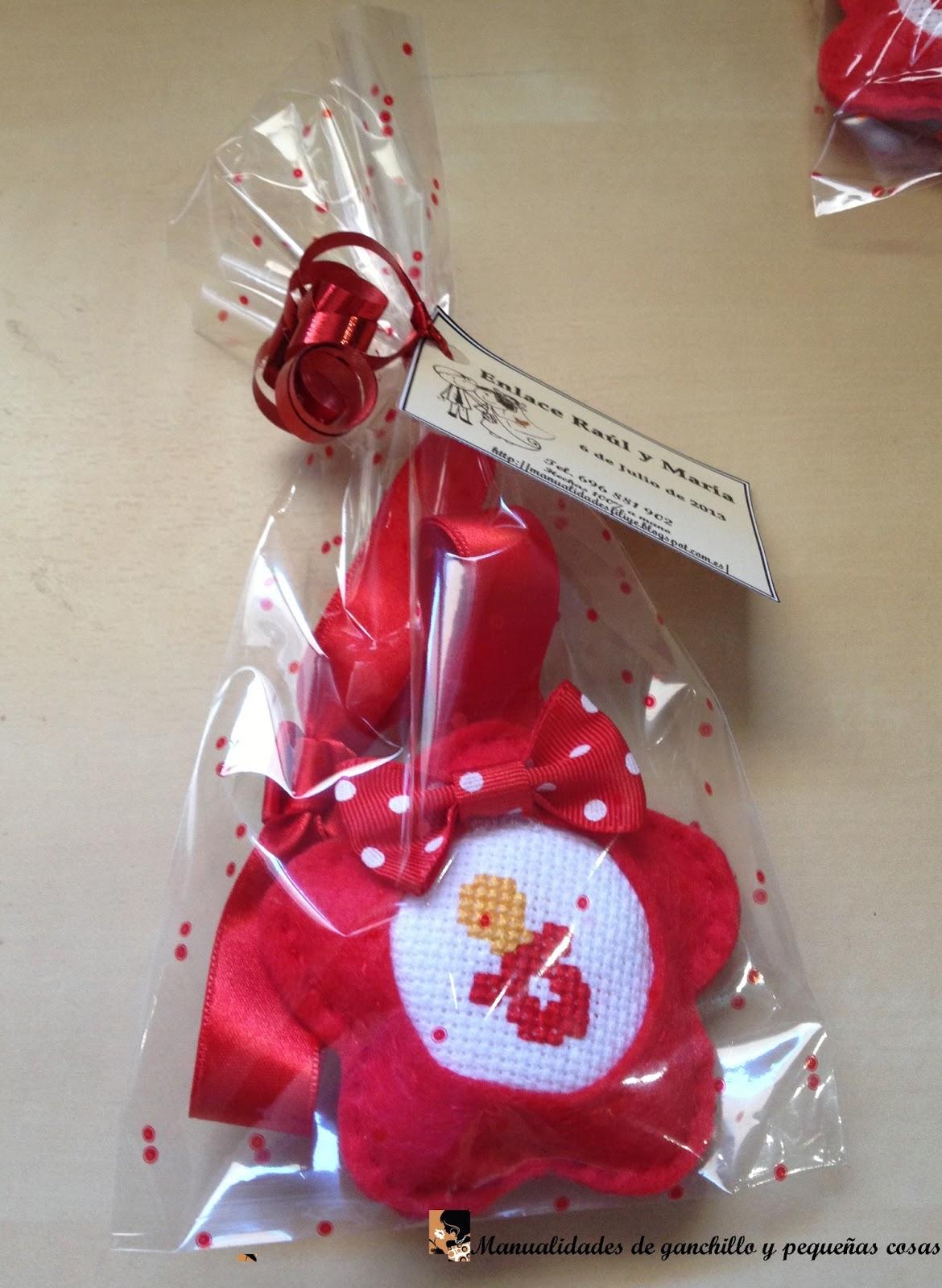 Manualidades de ganchillo y peque as cosas detalles de - Detalles de ganchillo para regalar ...