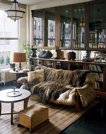 Ashley barrett designs december 2012 - Rustic chic living room ...