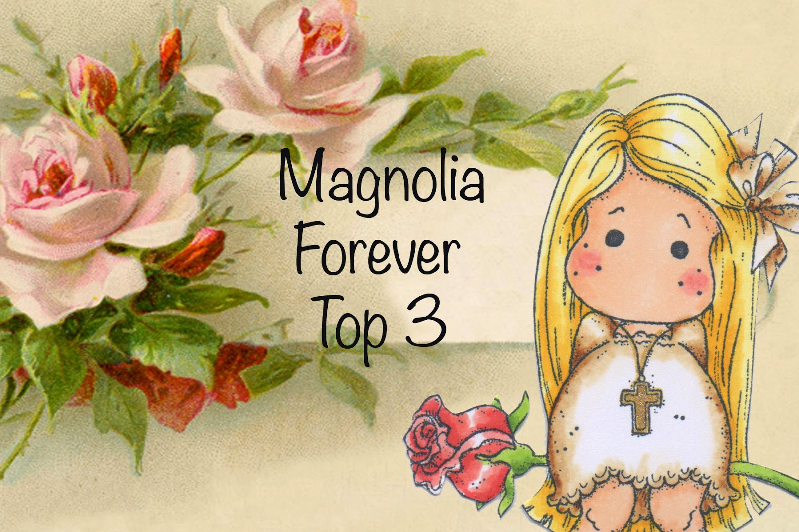 Top 3 Magnolia Forever Challenge