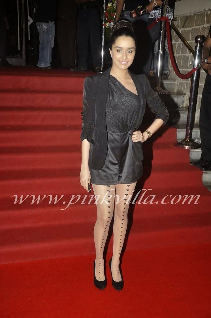 Shraddha Kapoor black hot