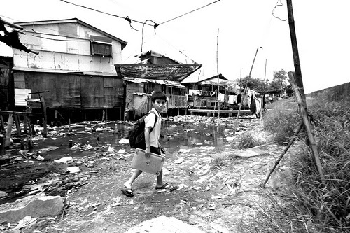 Poverty case study in the philippines