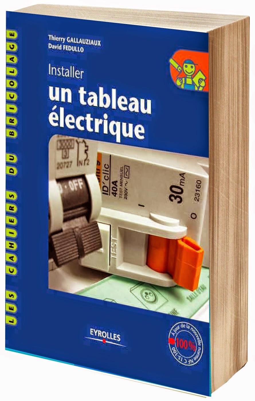 installer tableau electrique livres download. Black Bedroom Furniture Sets. Home Design Ideas