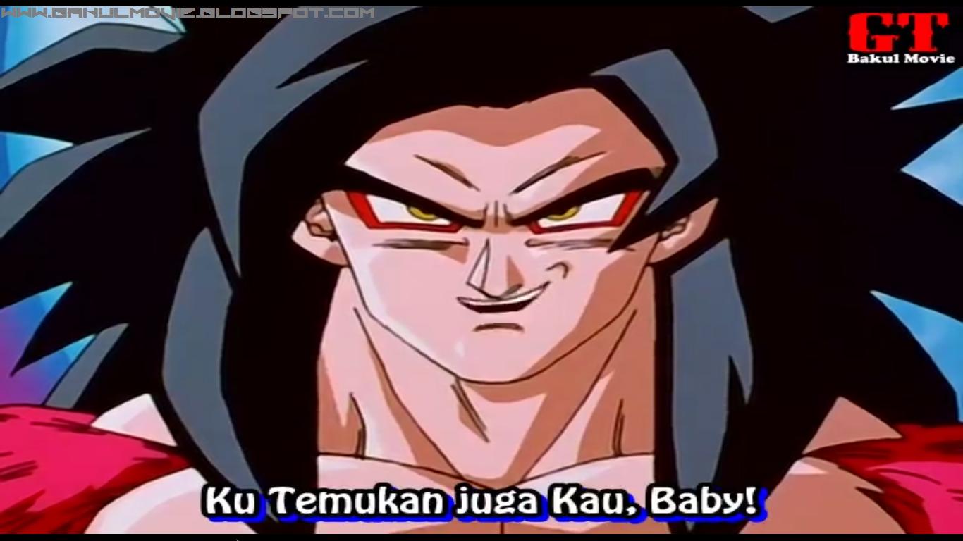 Dragonball GT Episode 35 - Goku's Ascension
