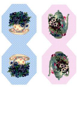 Gratis printable Theezakjes koekjes van Jalien Cozy Living