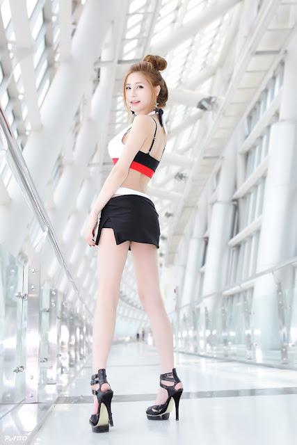 Hot girl Hàn Quốc - JiYeon nóng bỏng nhất :)