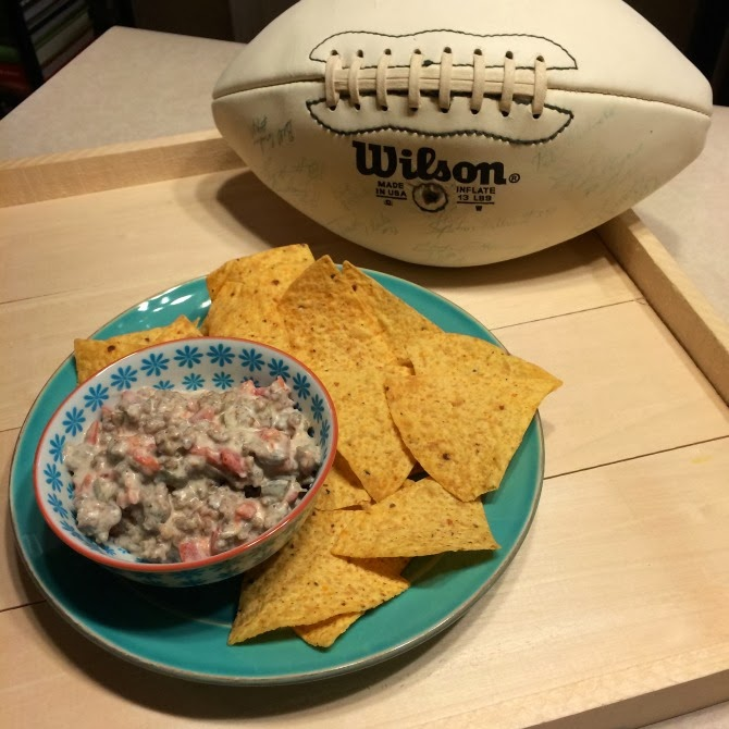 The Holland House: Super Bowl Sausage Dip