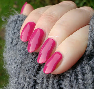 HJ Manicure Candy Pink