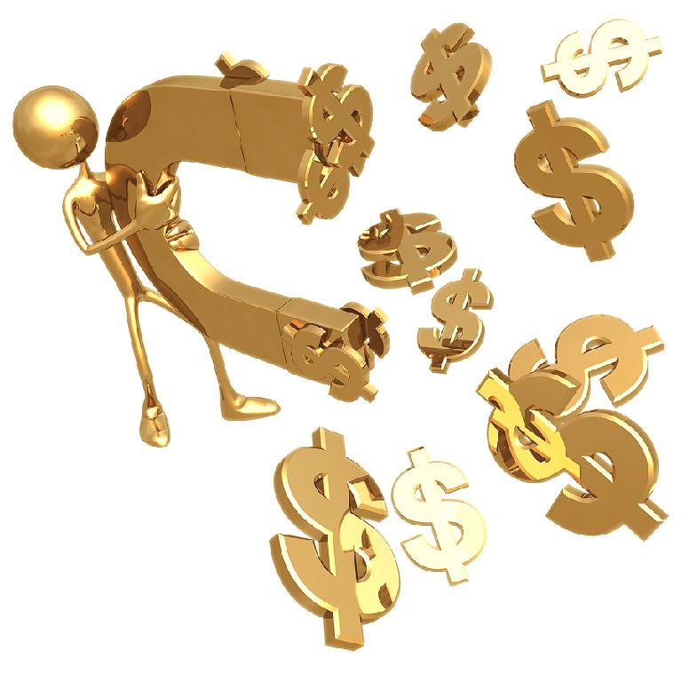 I am powerful money magnet - Atraer dinero feng shui ...