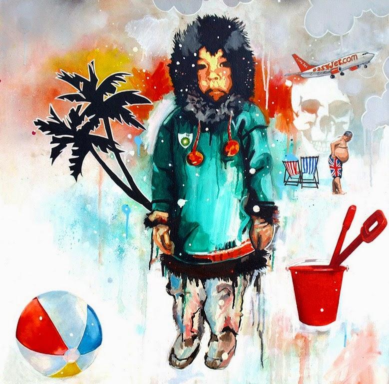 pinturas-modernas-con-figura-humana