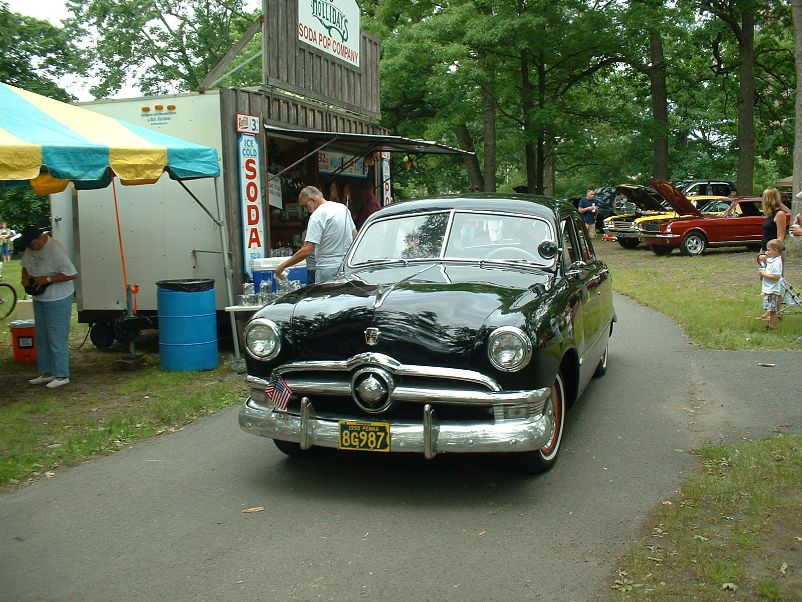 frank 39 s place nay aug park car show. Black Bedroom Furniture Sets. Home Design Ideas