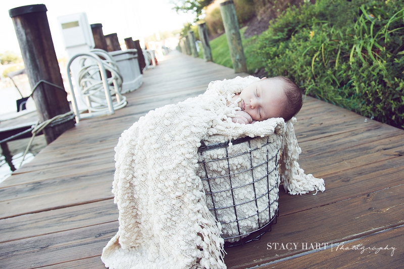 Copyright Stacy Hart Photography - Maryland Newborn Photographer