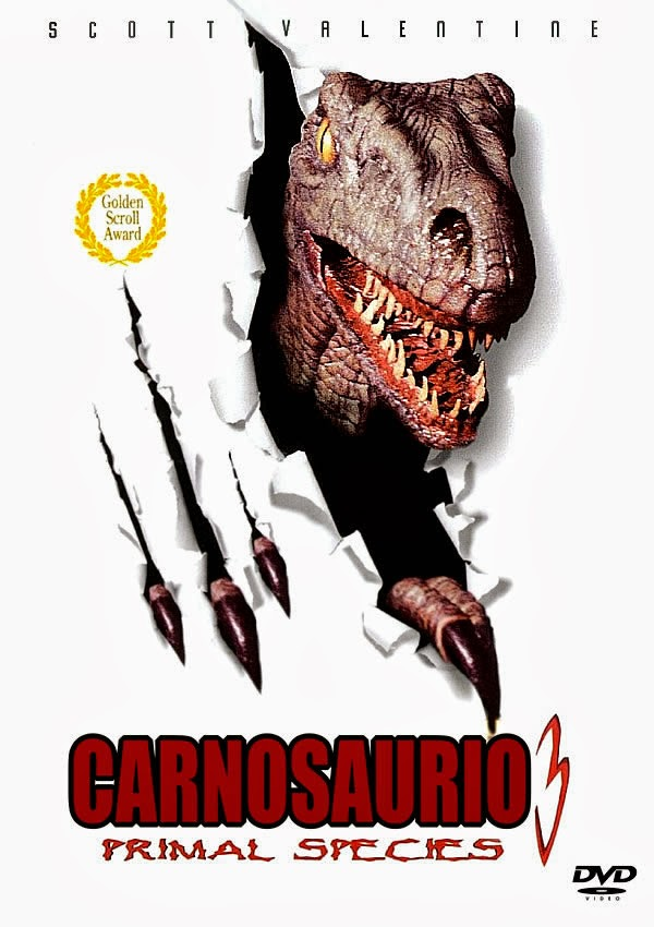 Carnosaurio 3: Especie Mortal (1996)