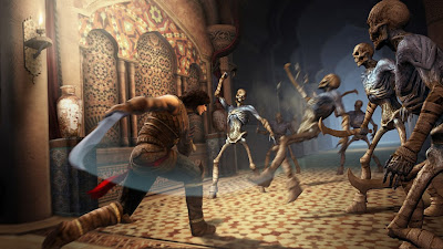 Prince of Persia The Forgotten Sands Game
