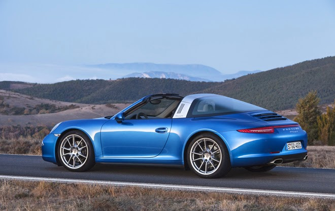 911 Targa Roof Animation 911 Targa The Roof