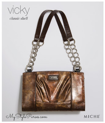Miche Vicky Classic Shell - May 2013 from MyStylePurses.com