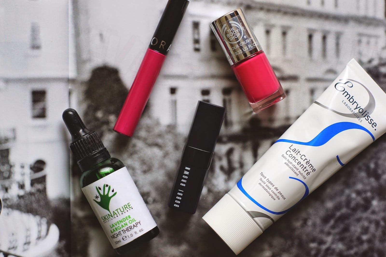 Hello Freckles September Beauty Favourites