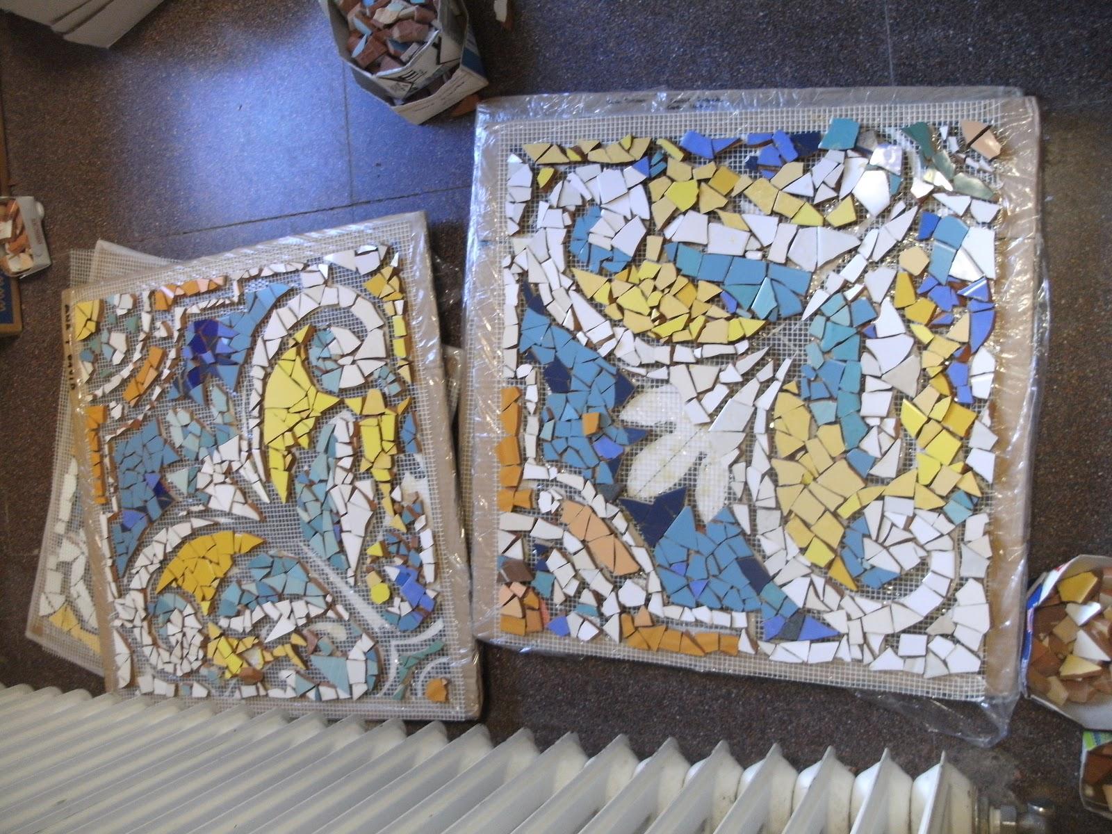 Murales de cer mica realizados a mano - Murales de ceramica ...
