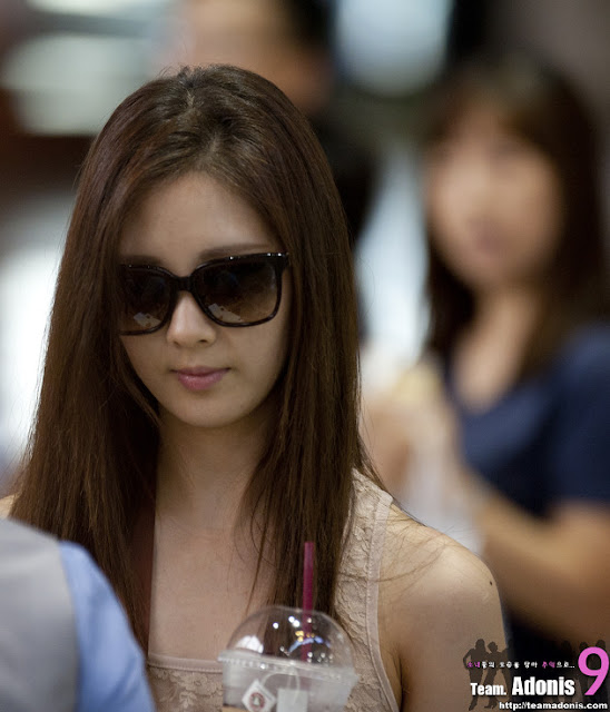 "[PICTURE] SNSD SEOHYUN at ""Gimpo Airport"" Photo Download"